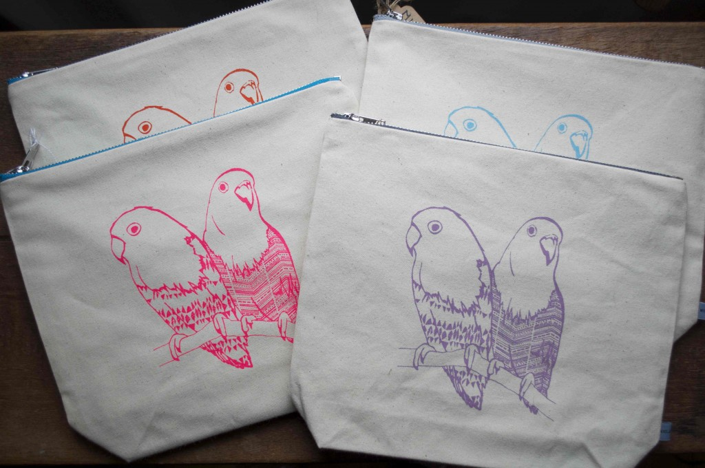 Miseje Chafer Project Bags - Lovebird. Loop, London