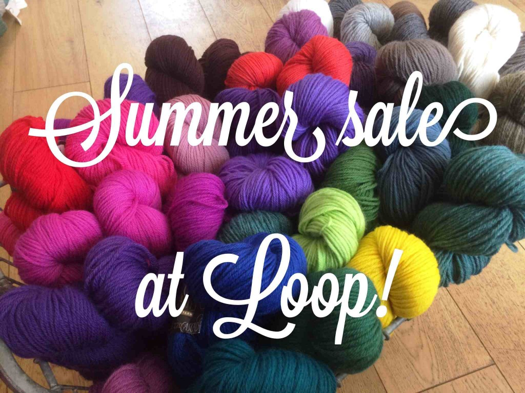 Summer Sale at Loop!