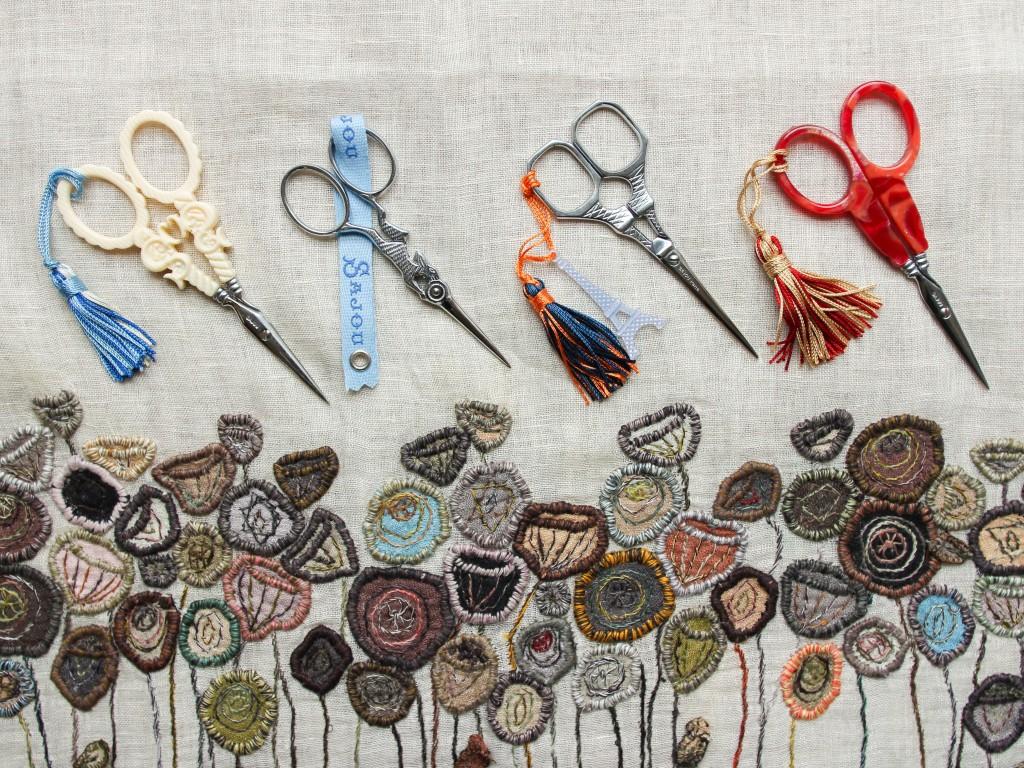 Sajou Scissors at Loop London