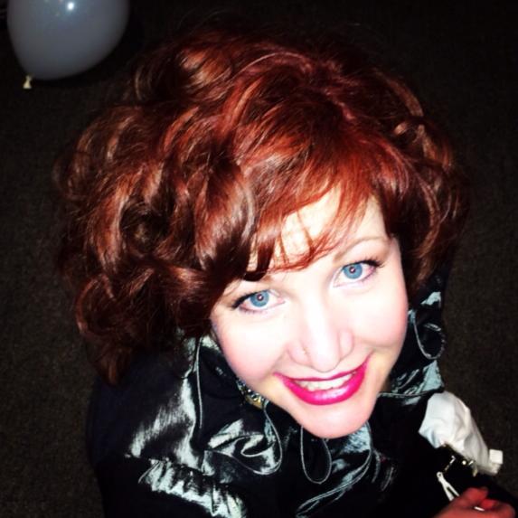 Heidi Hennessey of Lux Adorna Yarns