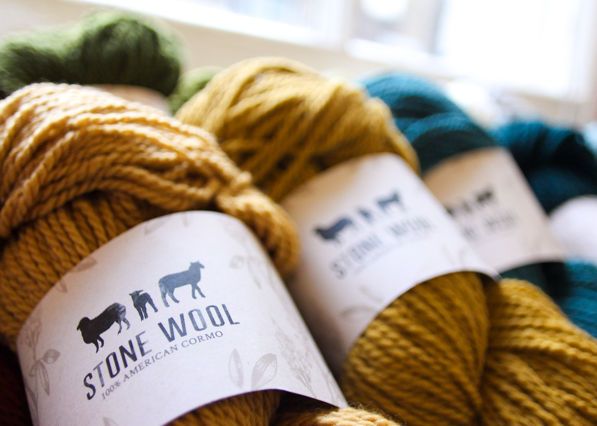 Introducing: Stone Wool