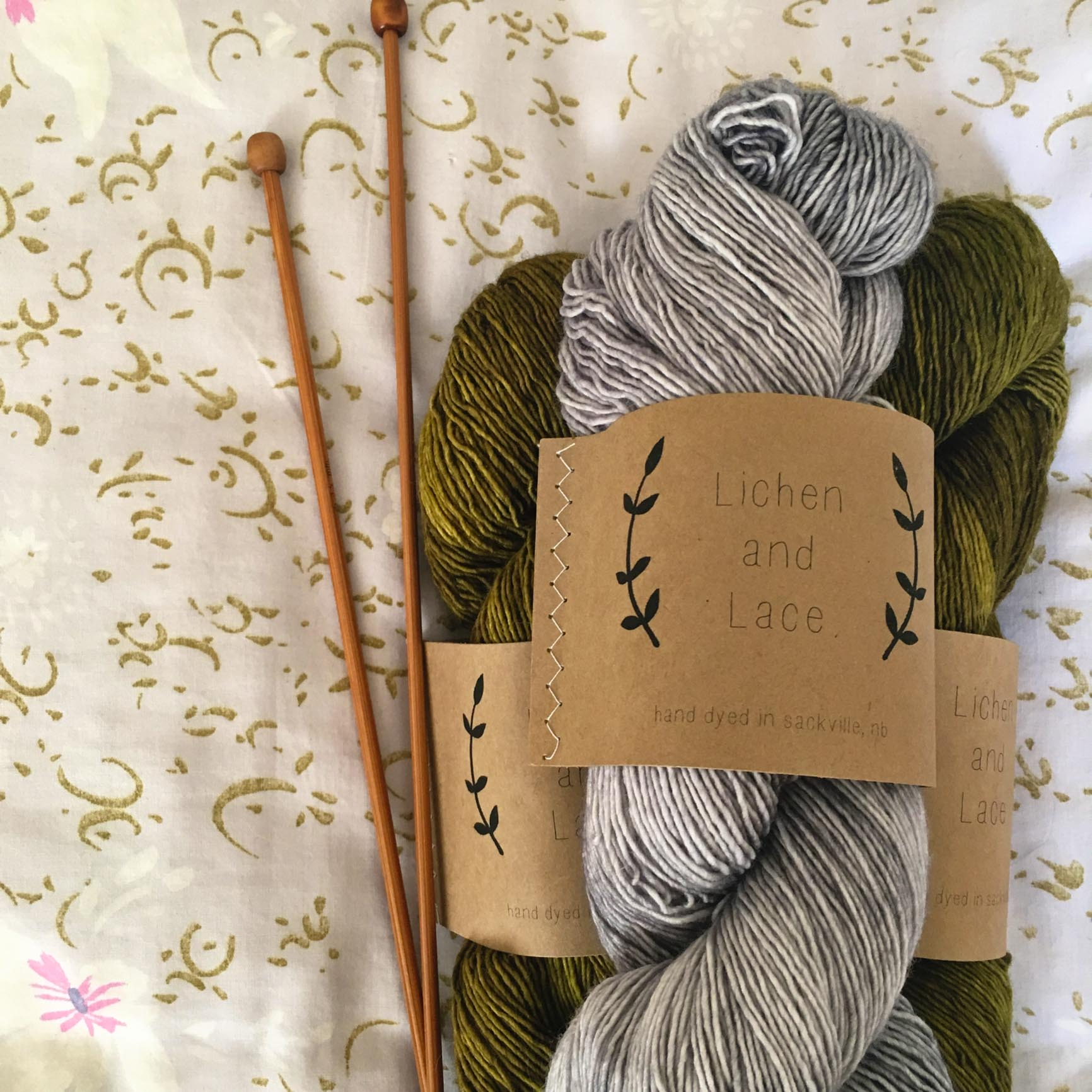 Lichen And Lace at Loop!