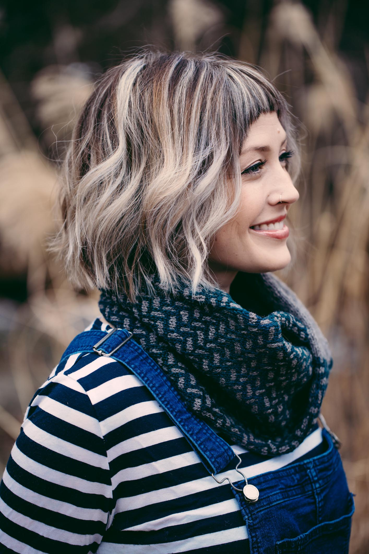 Across The Pond Cowl by Andrea Mowry