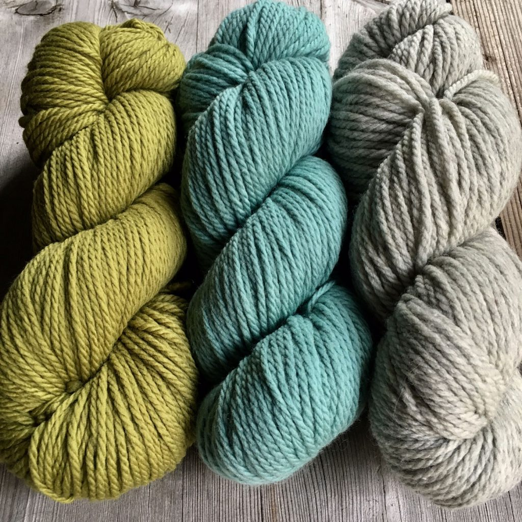 Osprey colours for Grant scarf at Loop London