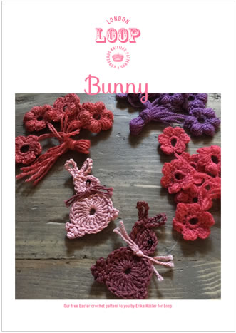 Link to Loop London Crochet Bunny
