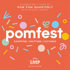 Loop is a sponsor for Pomfest