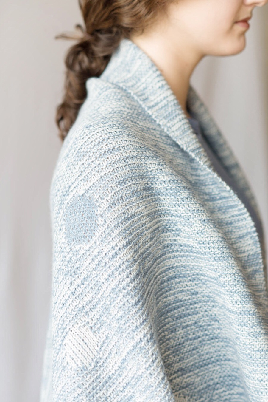 Awa Awa Wrap by Olga Buraya Kefelian from Making at Loop London