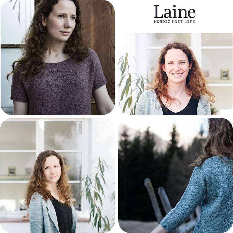 Issue 2 of Laine Magazine at Loop London