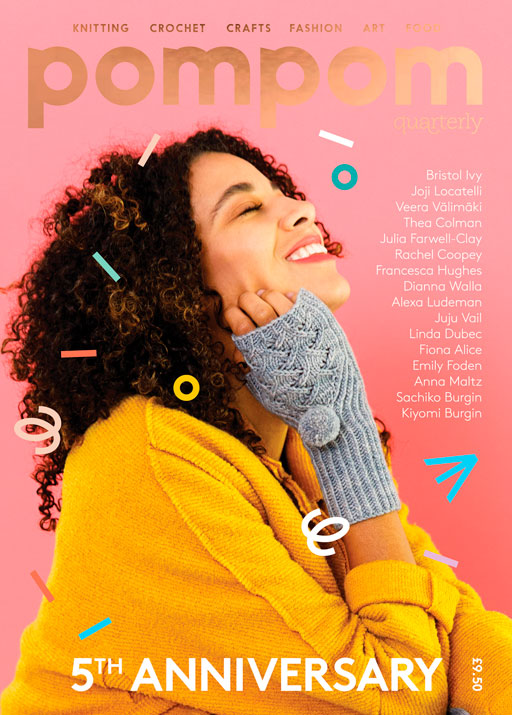 Pom Pom Quarterly Issue 21 cover