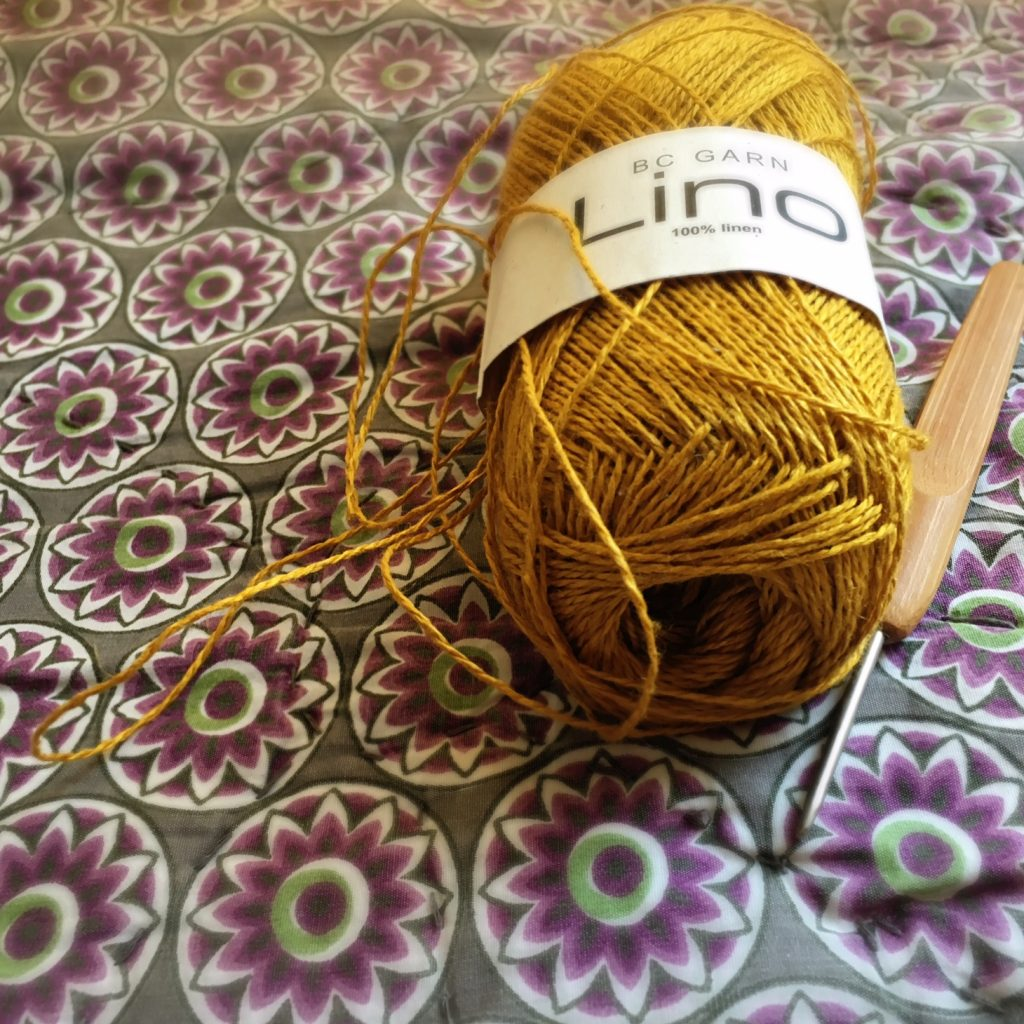 BC Garn linen Lino Yarn at Loop London