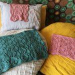 Dandelion Cowls Free Pattern at Loop London