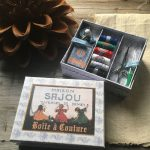 Sajou small sewing box set at Loop London