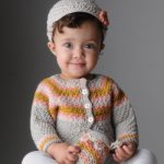 crochet cardigan in Swaddle at Loop London