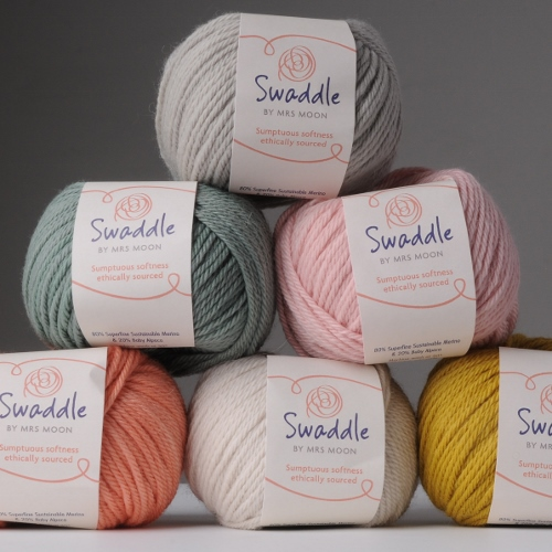 Swaddle Yarn at Loop London