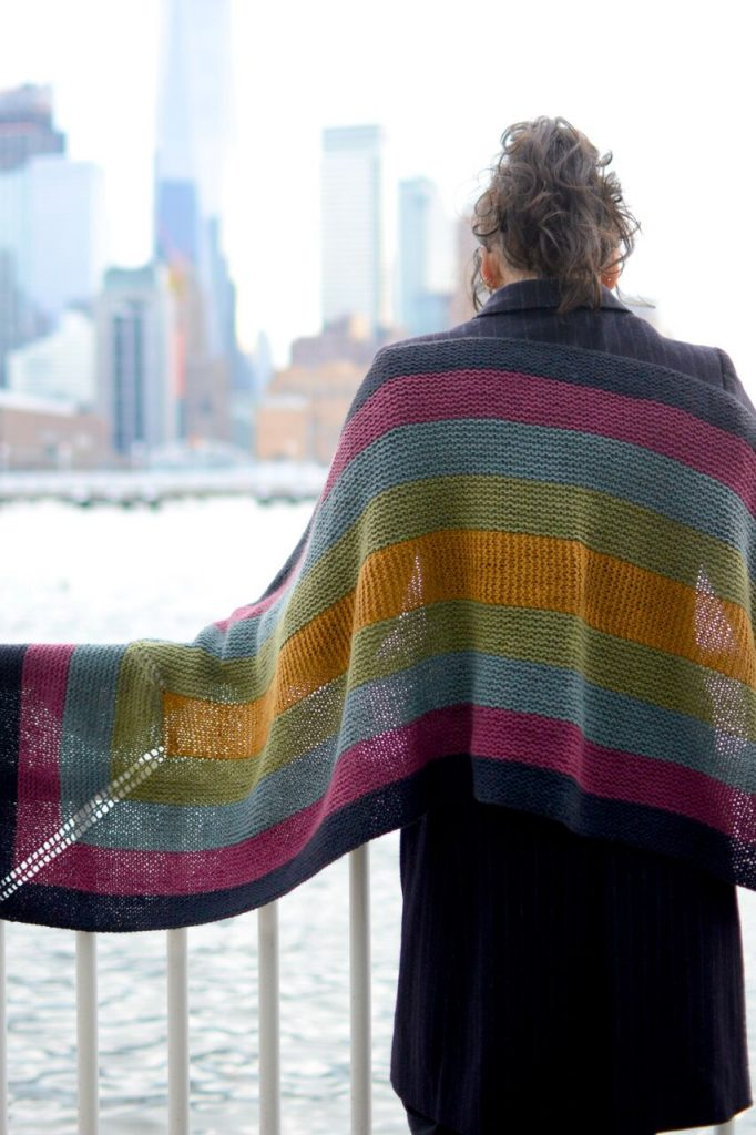Fort Tyron in mYak Worsted at Loop London