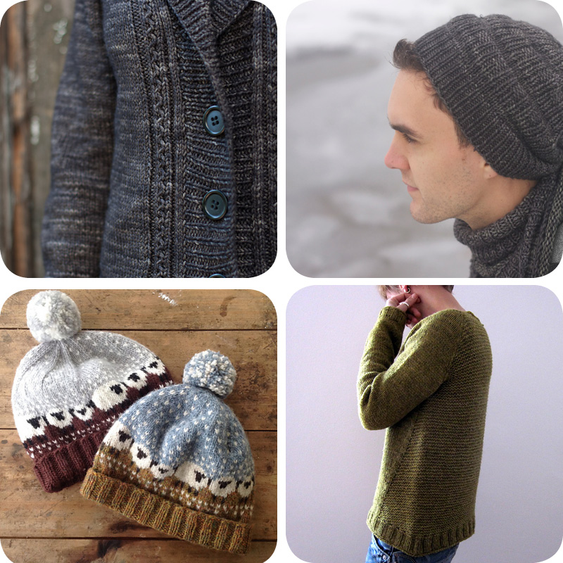 pattern ideas for Elmet Aran at Loop London
