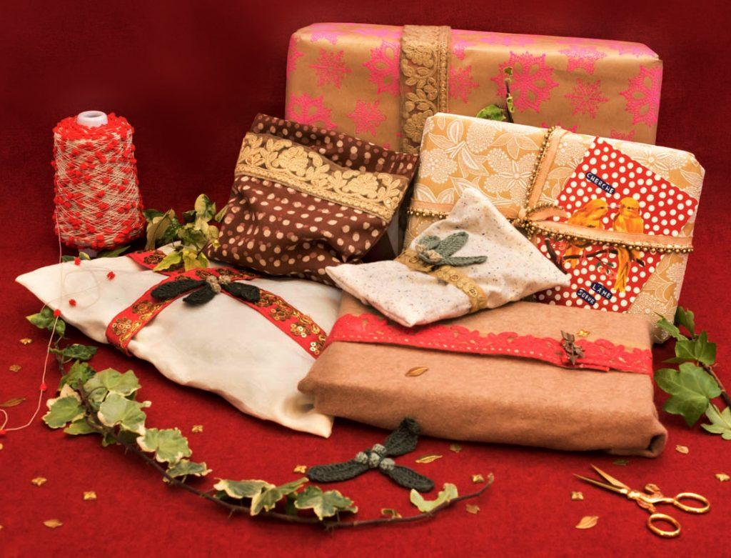 Christmas Gift Wrap at Loop London