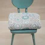 Mega de Pan crochet blanket at Loop London