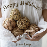 happy holidays from Loop London