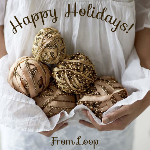 Happy Holidays from all of us at Loop!