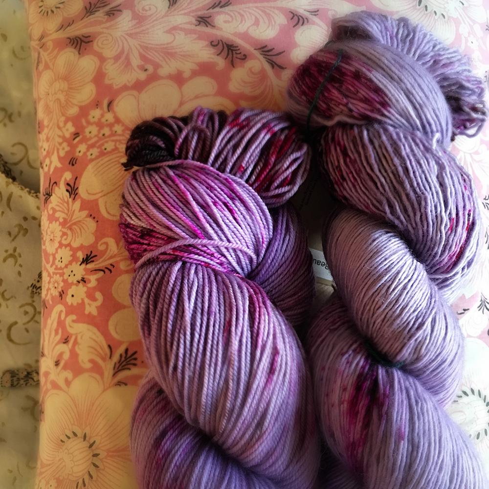 New Madelinetosh Colours!