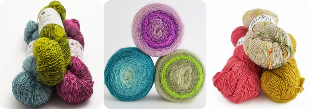 Yarns at Loop London