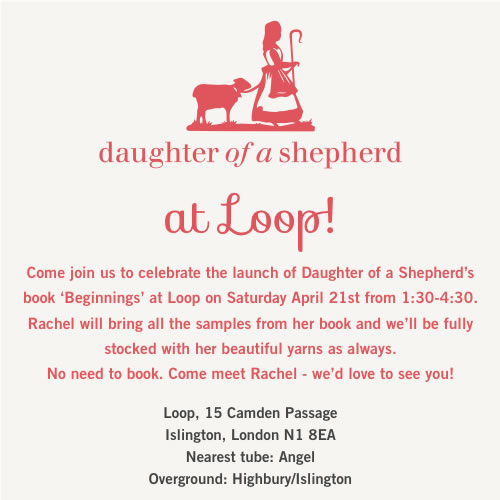 Daughter of a Shepherd at Loop London