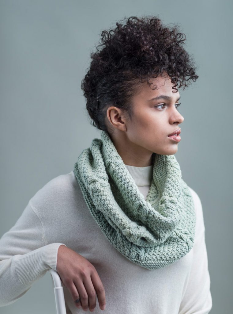 Furrow Cowl in BT Ranch at Loop London