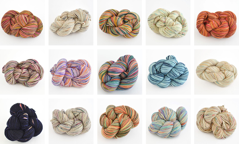 New Koigu Colours At Loop London