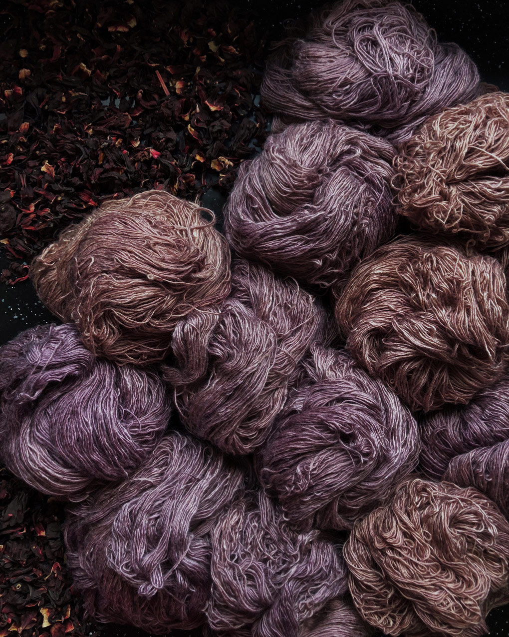 Mole View Yarns at Loop London