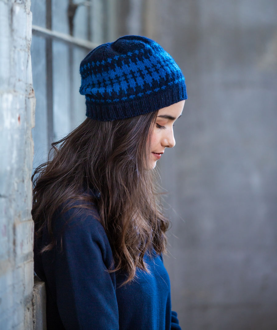Lucerne Hat in Peerie at Loop London