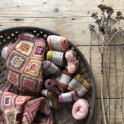 Wildwood crochet kit at Loop London