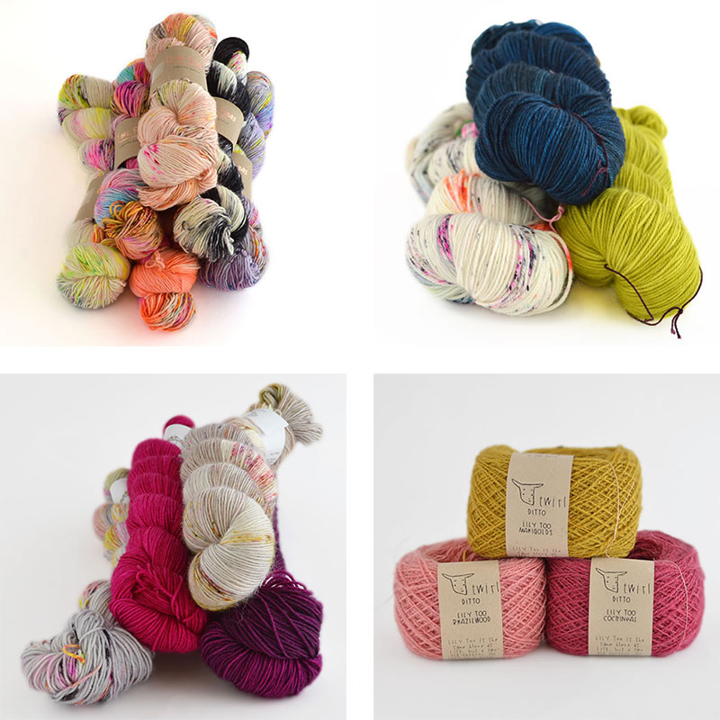 Yarn at Loop London