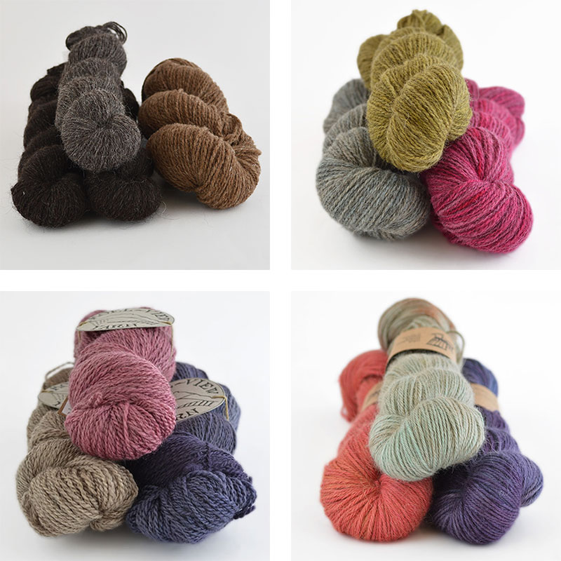 British Yarn at Loop London