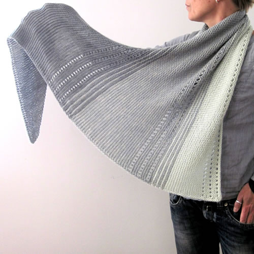 Gryer shawl at Loop London