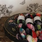 Qing Fibre merino singles at Loop London