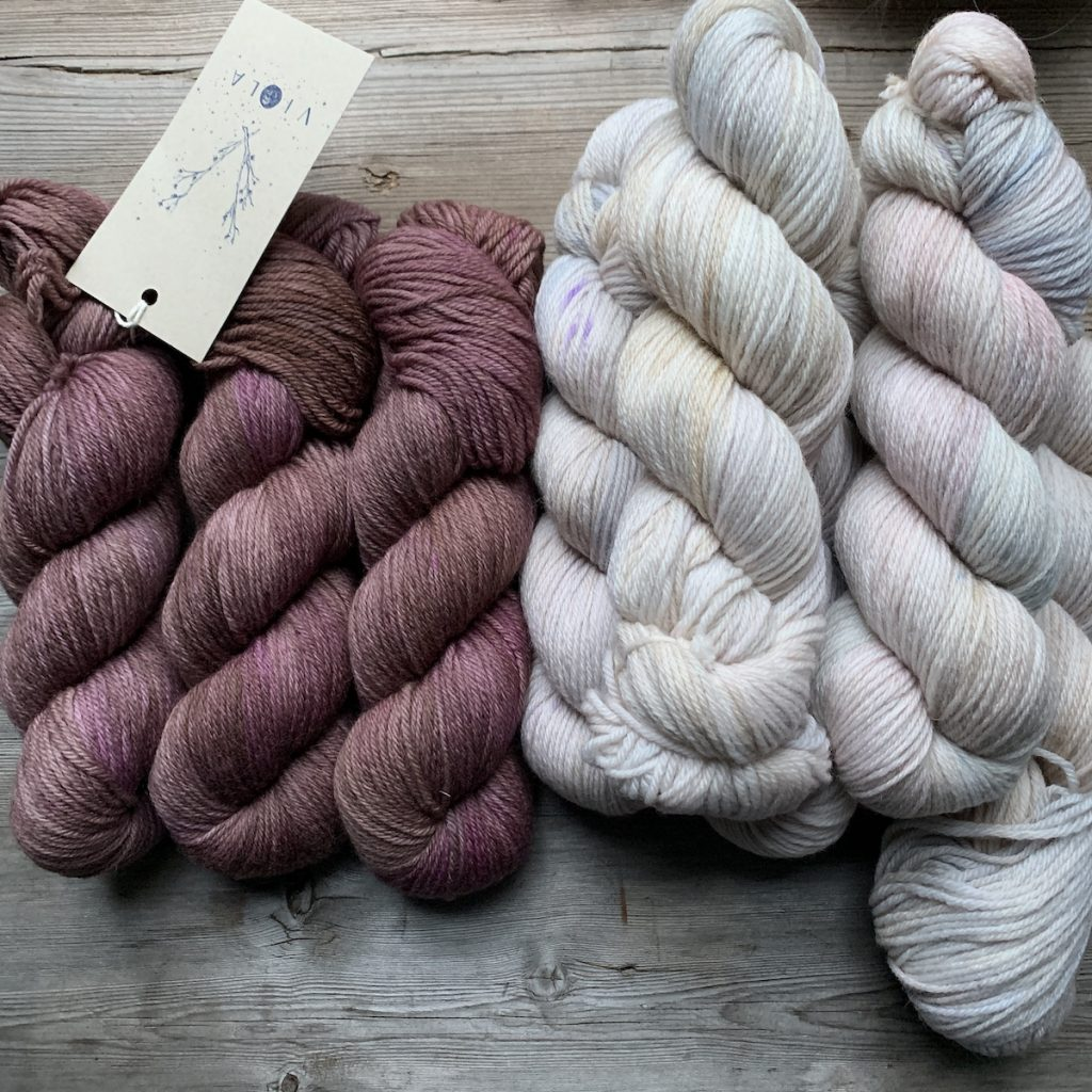 Viola Organic Merino DK at Loop London
