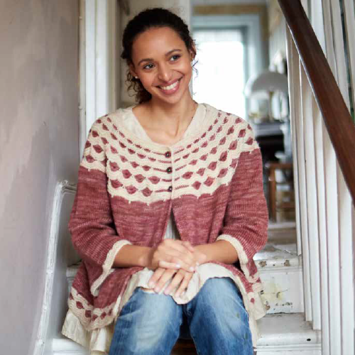 Mabel's Sister – our newest pattern