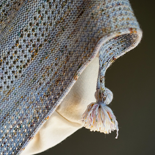 Two gorgeous new shawl designs from Lori Versaci – and a giveaway!