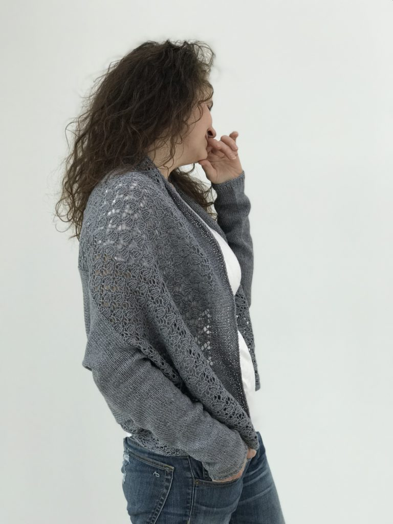 Isabell Kramer Reagan cardigan at Loop London