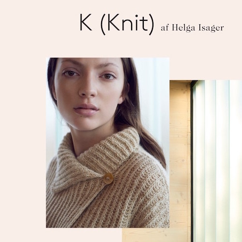 Isager Knit (K) at Loop London