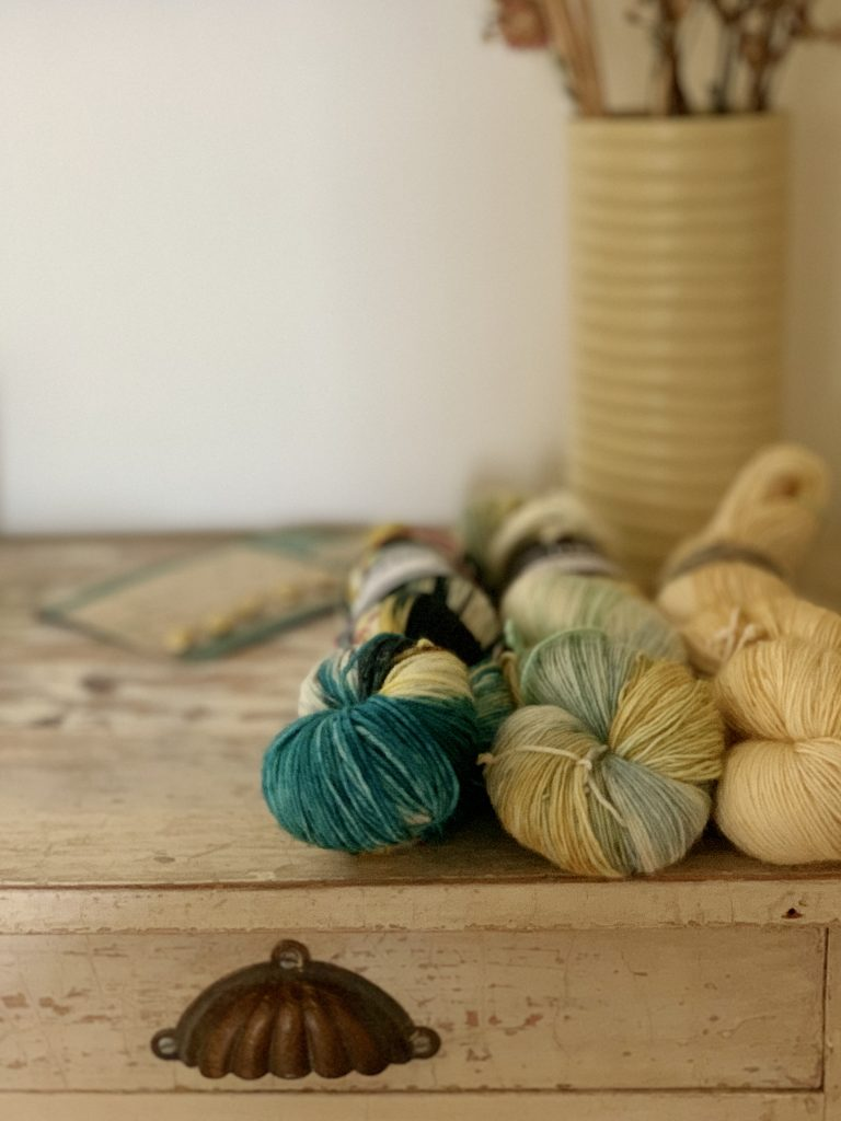Madelinetosh at Loop London