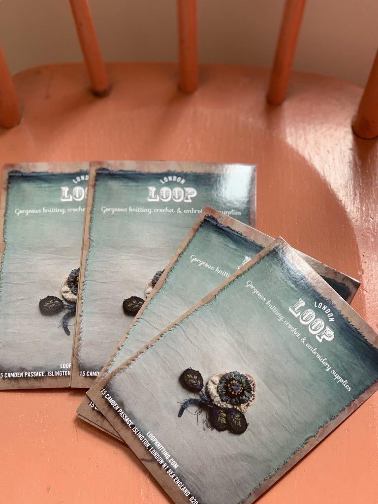 Cecile Franconie Loop cards at Loop London