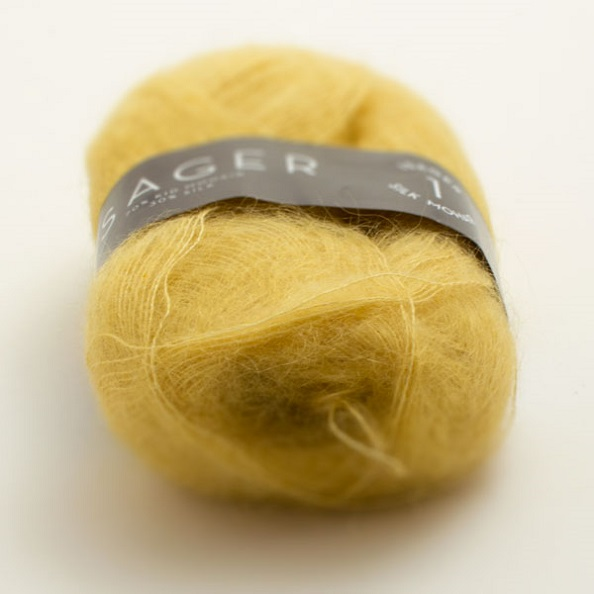 Isager Silk Mohair 59 at Loop London