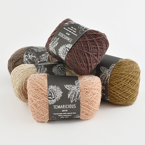 Temaricious cashmere bundles at Loop London