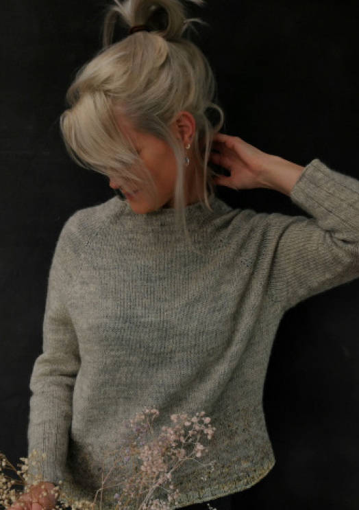 Through The Trees - Marram Sweater