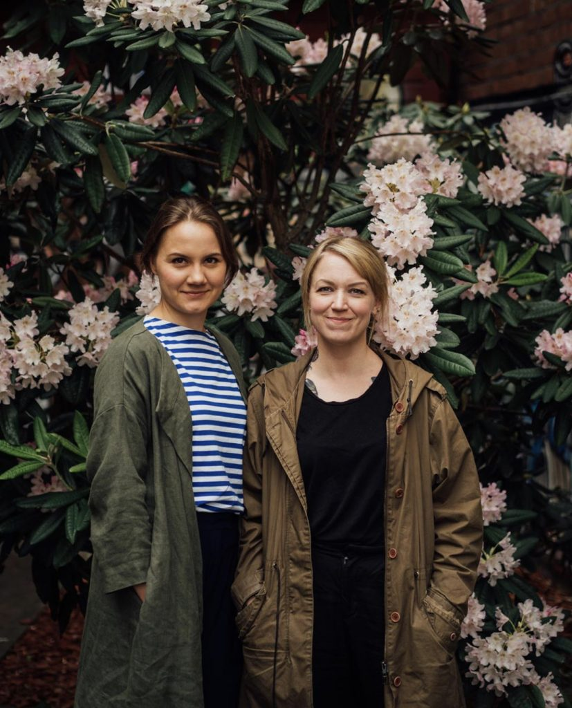 An Afternoon with Jonna and Sini of Laine Publishing at Loop London