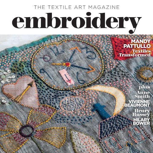 Embroidery-Magazine-September-October-at-Loop-London-