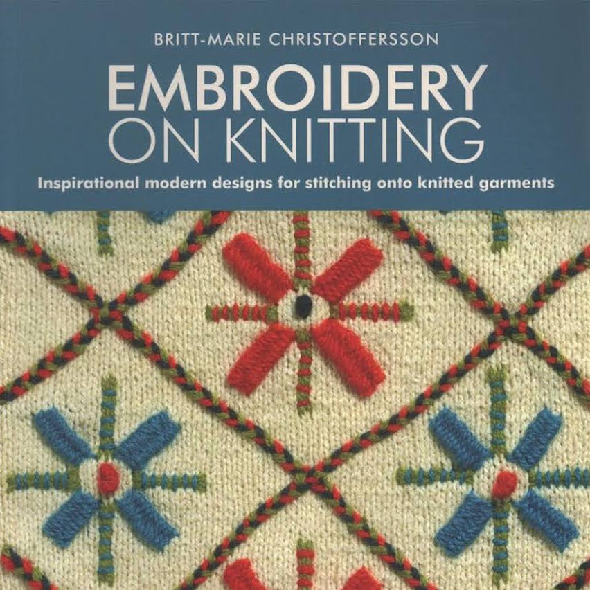 Embroidery-on-Knitting-at-Loop-London