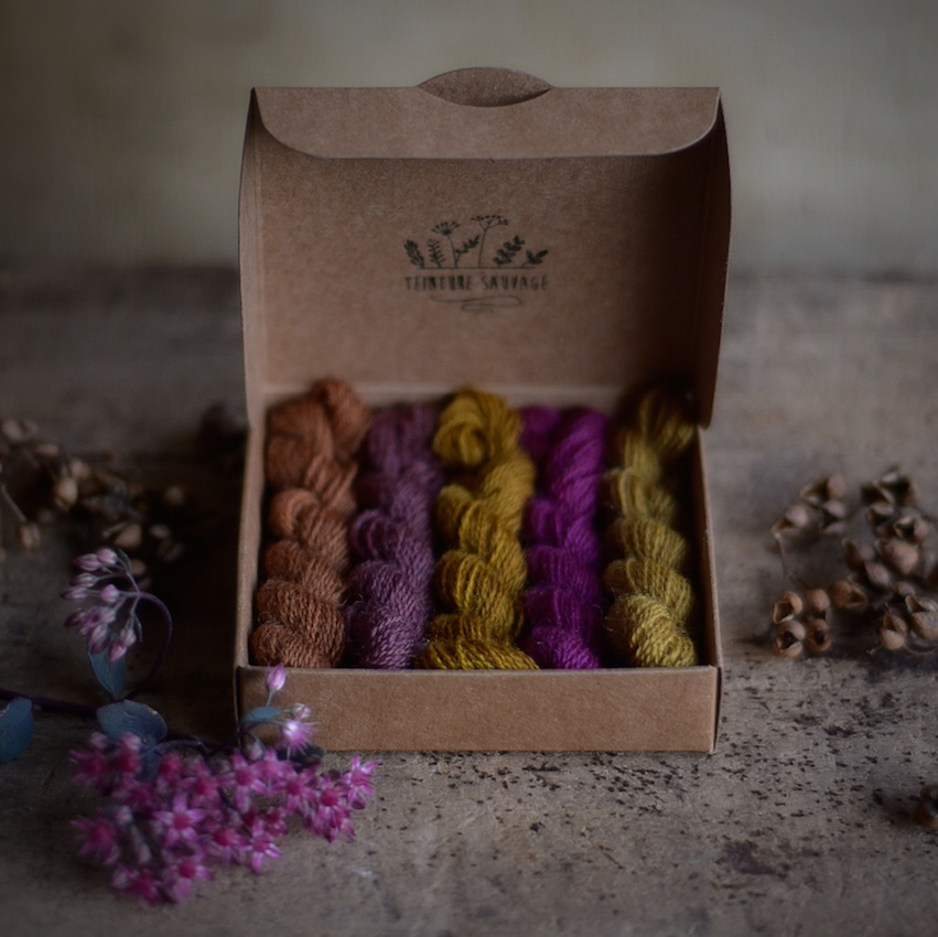 Beautiful Embroidery Threads at Loop
